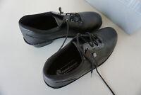 orthopädische GLOBO CONCEPT Damen Schuhe Schnürschuhe Gr.42 schwarz Leder NEU
