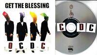 GET THE BLESSING OCDC 2011 UK 8-trk promo CD card sleeve Robert Wyatt Portishead