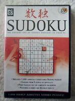 30037 - Sudoku [NEW / SEALED] - PC () Windows XP 1505A