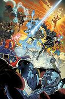 UNCANNY X-MEN WINTERS END #1 CVR A 2019 MARVEL COMICS 03/13/19 NM