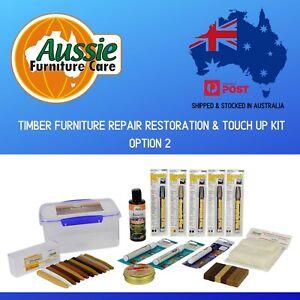 Timber Furniture Repair Kit-Rescue Box Option 2 For Small Repairs & Restorations