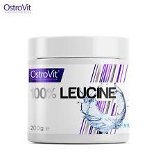 LEUCINE 200g Most Anabolic BCAA Amino Acid & Anticatabolic Formula Muscle Growth