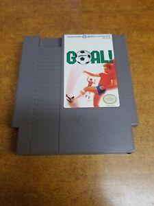 Goal (Nintendo Entertainment System, 1989)