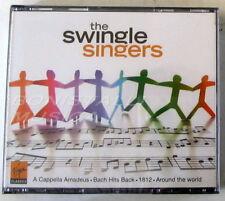 THE SWINGLE SINGERS - Box 4 CD Sigillato Sealed