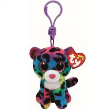 Ty Beanie Babies 35012 Boos DotTy the Leopard Boo Key Clip
