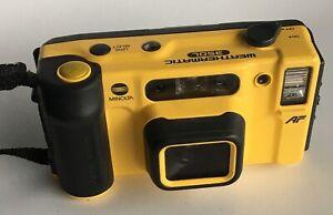 Minolta Weathermatic 35 DL Unterwasserkamera