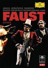 Gounod: Faust / Araiza, Raimondi, Benacková - Dvd