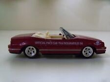 JOHNNY LIGHTNING - 1992 CADILLAC ALLANTE INDIANAPOLIS 500 PACE CAR - (LOOSE)