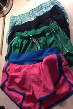 Lot Of Four Running Women's athletics Shots /Different Brands /Size XS