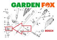 savers Genuine BOSCH AFS 23-37 Strimmer Spool CAP F016F04841 740