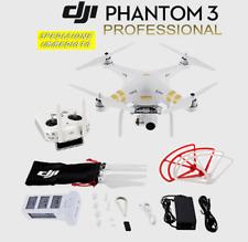 DJI DRONE PHANTOM 3 PROFESSIONAL POCHISSIME ORE DI VOLO