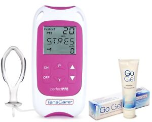 Perfect PFE Pelvic Floor Exerciser + Go Gel Water Based Lubricant - TensCare