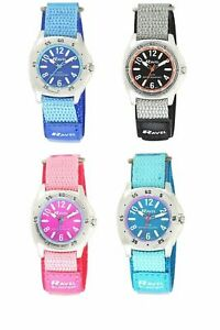 Ravel Surf Style Waterproof Sports Watch Fast Action Fabric Strap
