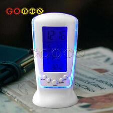 New Listingled Night Light Lazy Alarm Clock Mute Calendar Thermometer 510 Alarm Clock