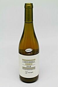 Zagreo Roccamonfina I.G.T. 2018 I Cacciagalli vino biologico Triple A