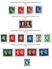 Mint Hinged George V (1910-1936) British Colony & Territory Stamps