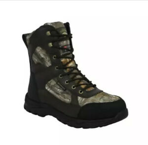 Men's Waterproof 400 Grams Thinsulated Camo Hiking/Hunting Boots Size 14