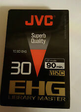 JVC Camcorder Tapes