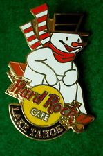 HRC Hard Rock Cafe Lake Tahoe Snowman Series No2 Sleigh LE