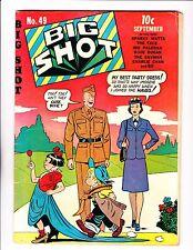 Big Shot No.49   : 1944 :   : Joe Palooka Cover! :