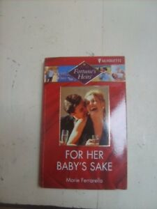 For Her Baby's Sake (Fortune's Heirs)-Marie Ferrarella