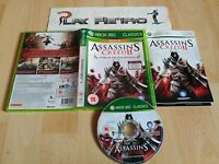 XBOX 360 ASSASSINS CREED II ASSASSIN'S CREED 2 PAL UK COMPLETO