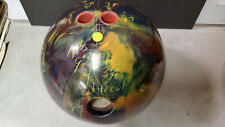 STORM DRIVE 15lb Bowling Ball LOW GAMES USED Belmo designed