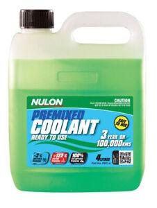 Nulon Premix Coolant PMC-4 fits Ford Escort 1.1, 1.3, 1.6, 2, 2.0