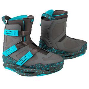 Ronix 2020 Supreme (Plutonium/1.21 Cyan) Wakeboard Boots-11