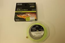 Rio OutBound Short Intermediate Tip WF7F/I Fly Line Free Fast Shipping 6-21061