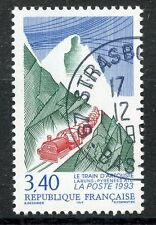STAMP / TIMBRE FRANCE OBLITERE N° 2816  LE PETIT TRAIN D'ARTOUSTE