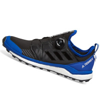 ADIDAS MENS Shoes White Mountaineering Agravic Boa - Black & Royal - EE3913