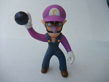 Waluigi PVC Action Figure Toy 12cm, Ninentendo