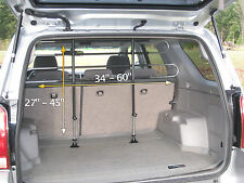 Pet Partition Barrier SUV Wagon Fully Adjustable USED Dog Puppy divider