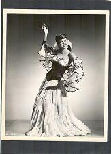 ANN MILLER DANCES IN SEXY LATIN COSTUME - 1946 MUSICAL - THRILL OF BRAZIL - MUS