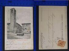 ASCOLI PICENO (AP) - CARATTERISTICA VEDUTA DELLA CHIESA DI S. GREGORIO - 18642