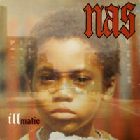 Nas - Illmatic - Vinyl LP *NEW & SEALED*