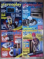 stereoplay 1990 - 1993 Einzelverkauf, Preis pro Heft