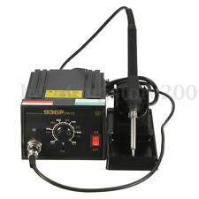 110V 220V Inverter Frequency Change Electric 936 Power Soldering Station Iron