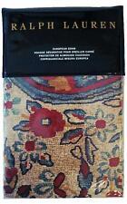 Ralph Lauren Bohemian Muse Euro Pillow Sham european floral boho New $185