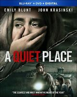 A Quiet Place (Blu-ray Disc ONLY, 2018)