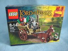 Lego Herr der Ringe 9469 Die Ankunft von Gandalf Arrives neu + original verpackt