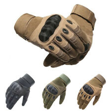 Tactical Motorcycle Motocross Full Finger Gloves Motorbike Riding Racing Mittens