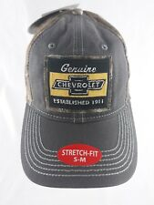 c28d8507e8f Realtree Xtra GM Chevrolet Camouflage Hat Stretch-fit Camo Size Small To  Medium