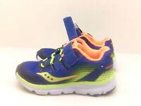 Saucony Children Shoes 4oh9xw Athletic Shoes, Blue, Size 8.0 aBL8