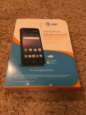 NEW SEALED BOX AT&T Alcatel Ideal 4060A 8GB Prepaid GoPhone