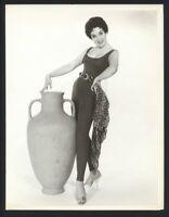 1960 NANCY WALTERS Leggy Swimsuit Model Vintage Original