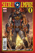 Marvel Comics Secret Empire #0 (of 10) Regular Cover Bagged & Boarded INSTOCK