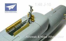 Chengdu J-10A/J-10B/J-10S EXTERIOR (TRUMPETER ), DM2011, Dream Model, 1:48