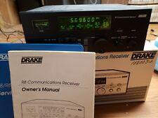 DRAKE R8 Communications Receiver. Manual